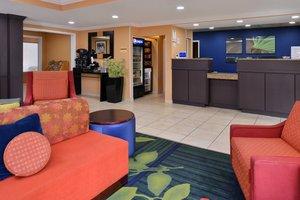 Lobby - Fairfield Inn by Marriott Gulfport