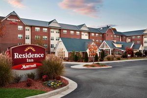 Exterior view - Residence Inn by Marriott Airport Greensboro