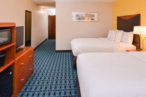 Room - Fairfield Inn by Marriott Hattiesburg