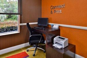 Conference Area - Fairfield Inn by Marriott Hattiesburg