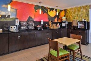 Restaurant - Fairfield Inn by Marriott Hattiesburg