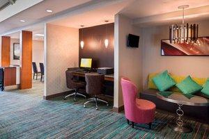 Conference Area - Residence Inn by Marriott Huntsville