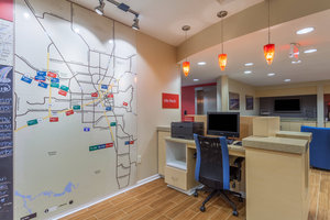 Map - TownePlace Suites by Marriott Huntsville