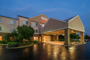 Exterior view - Fairfield Inn by Marriott Northwest Indianapolis