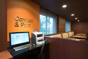 Conference Area - Fairfield Inn by Marriott Northwest Indianapolis