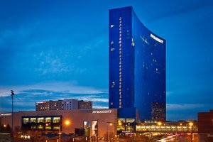 Exterior view - JW Marriott Hotel Downtown Indianapolis