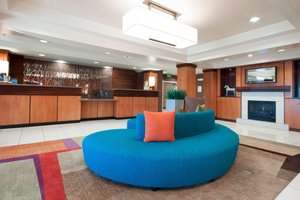 Lobby - Fairfield Inn & Suites by Marriott El Centro