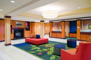 Lobby - Fairfield Inn & Suites by Marriott Lock Haven