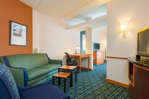 Suite - Fairfield Inn & Suites by Marriott Lock Haven
