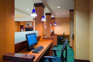 Conference Area - Fairfield Inn & Suites by Marriott Lock Haven