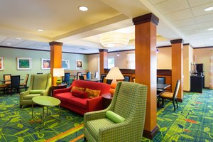 Restaurant - Fairfield Inn & Suites by Marriott Lock Haven