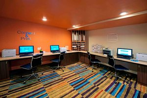 Conference Area - Fairfield Inn by Marriott Queens JFK Airport Jamaica