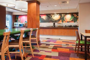 Restaurant - Fairfield Inn & Suites by Marriott El Centro