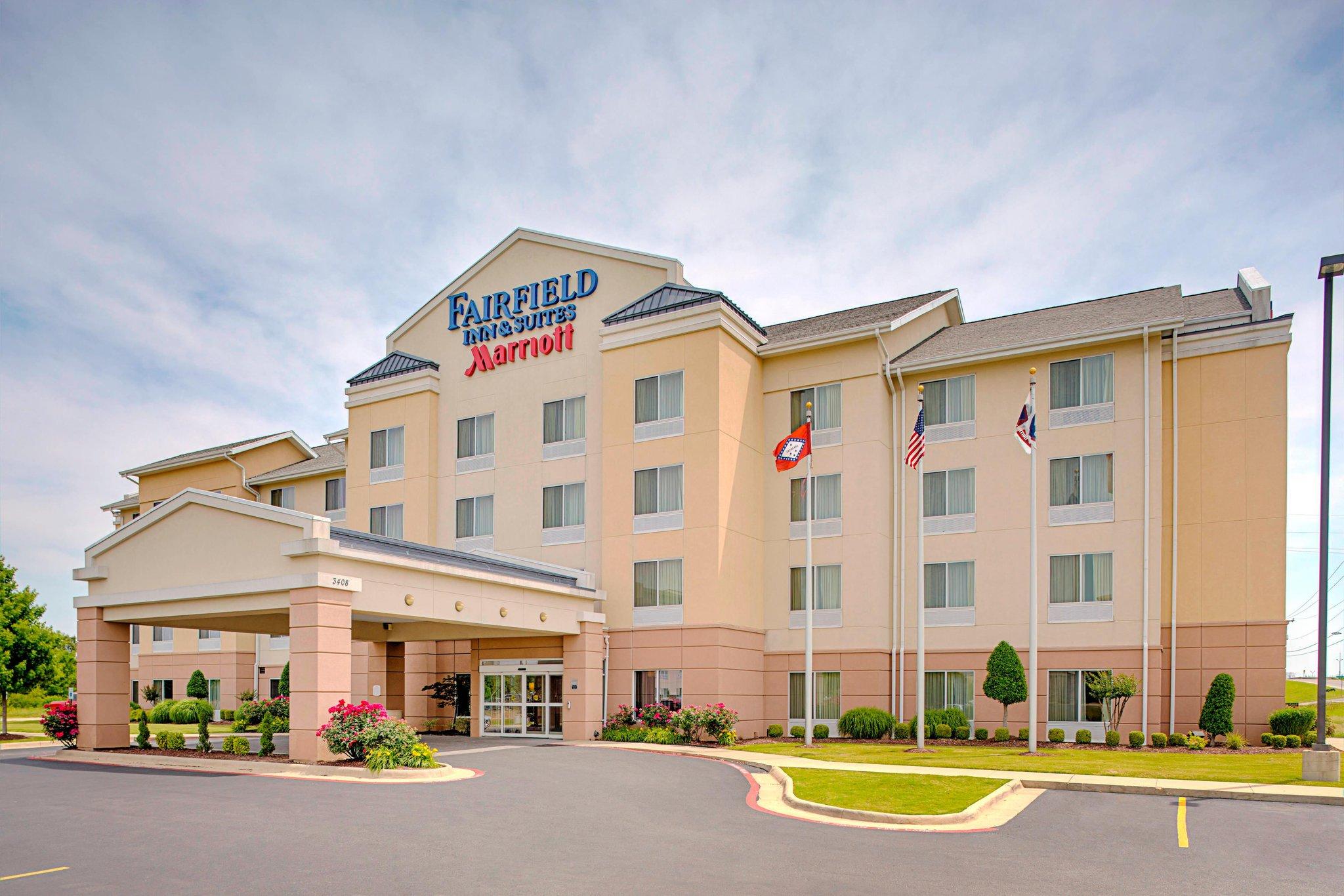 Fairfield Inn and Suites by Marriott Jonesboro
