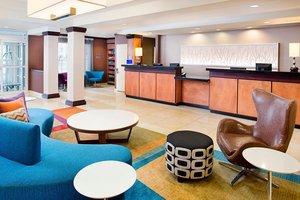 Lobby - Fairfield Inn & Suites by Marriott Jonesboro
