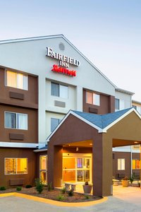 Exterior view - Fairfield Inn by Marriott Lafayette
