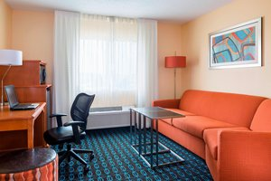 Suite - Fairfield Inn by Marriott Lafayette
