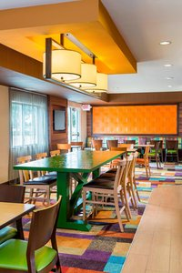 Restaurant - Fairfield Inn by Marriott Lafayette
