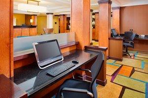 Conference Area - Fairfield Inn & Suites by Marriott Jonesboro