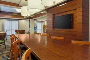 Lobby - Fairfield Inn & Suites by Marriott South Las Vegas