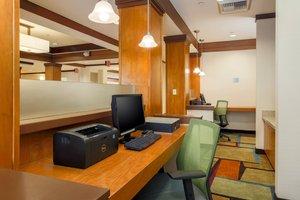 Conference Area - Fairfield Inn & Suites by Marriott South Las Vegas