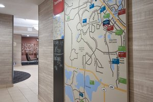 Map - TownePlace Suites by Marriott Lady Lake