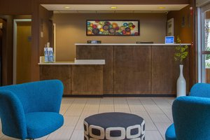 Lobby - Fairfield Inn by Marriott Lafayette