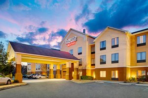 Exterior view - Fairfield Inn & Suites by Marriott South Lafayette