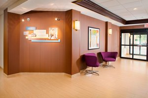 Lobby - Fairfield Inn & Suites by Marriott South Lafayette