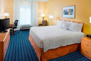 Suite - Fairfield Inn & Suites by Marriott South Lafayette