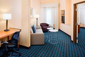 Suite - Fairfield Inn & Suites by Marriott South Lafayette