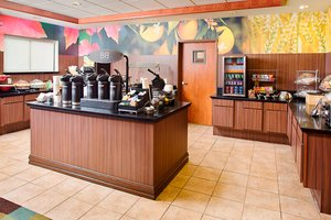 Restaurant - Fairfield Inn & Suites by Marriott South Lafayette