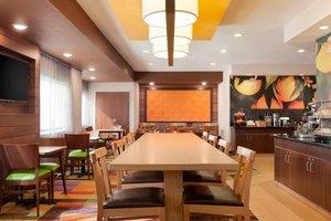 Restaurant - Fairfield Inn by Marriott Longview