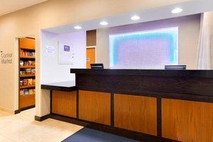Lobby - Fairfield Inn by Marriott Midland