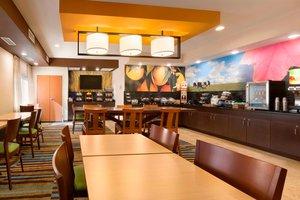 Restaurant - Fairfield Inn by Marriott Midland