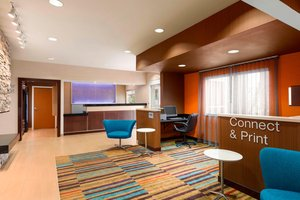 Lobby - Fairfield Inn by Marriott Saginaw