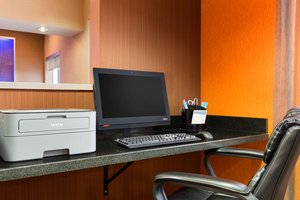 Conference Area - Fairfield Inn by Marriott Saginaw