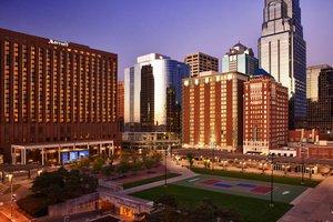 Exterior view - Marriott Hotel Downtown Kansas City