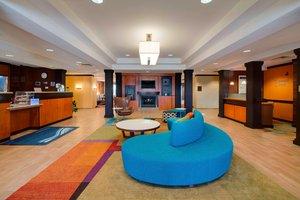 Lobby - Fairfield Inn & Suites by Marriott Clermont