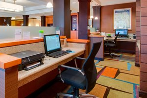 Conference Area - Fairfield Inn & Suites by Marriott Clermont