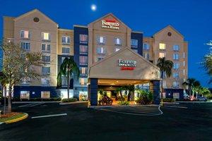 Exterior view - Fairfield Inn & Suites by Marriott Universal Studios Orlando