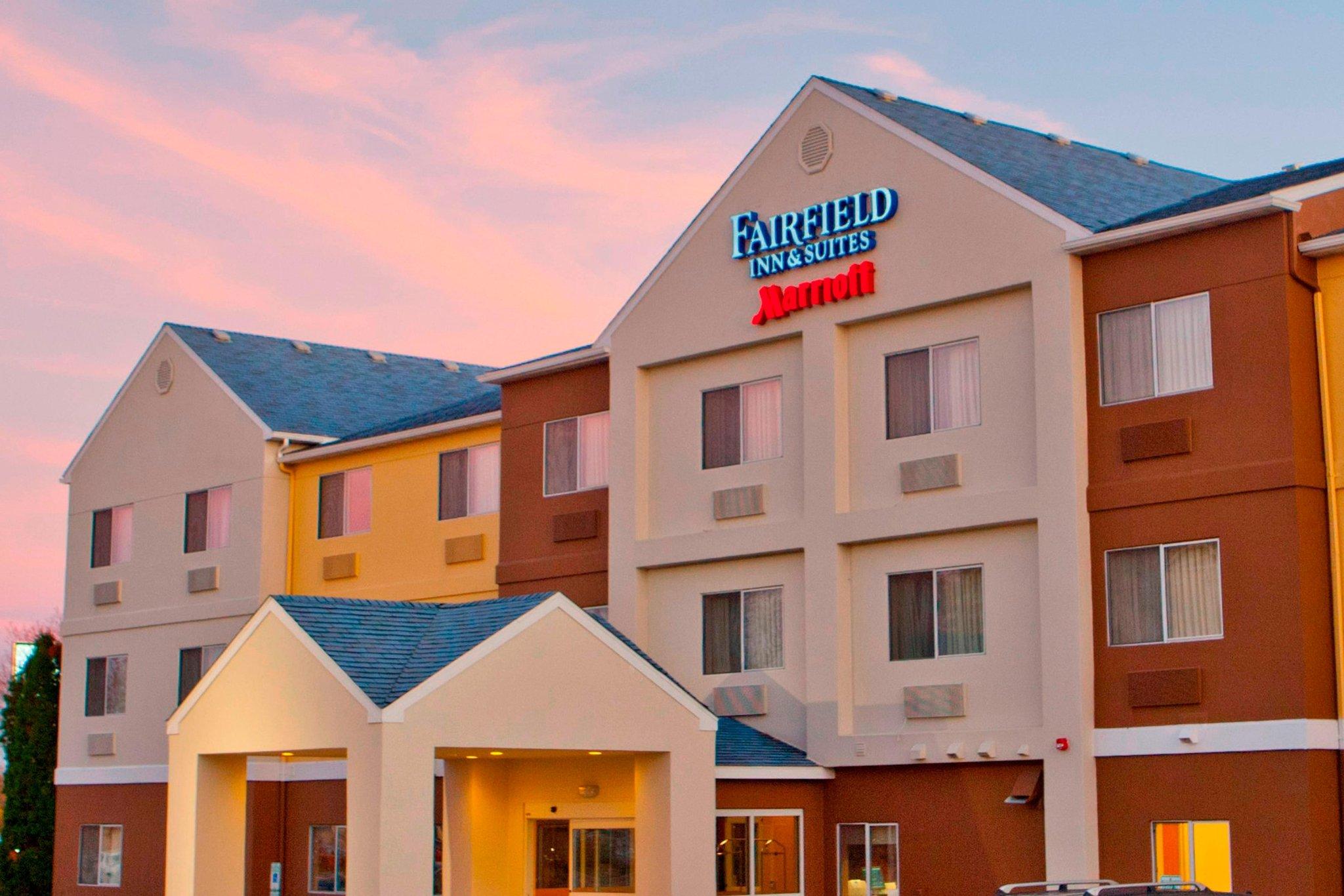 Fairfield Inn and Suites by Marriott Joliet North/Plainfield