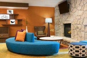 Lobby - Fairfield Inn by Marriott Manhattan