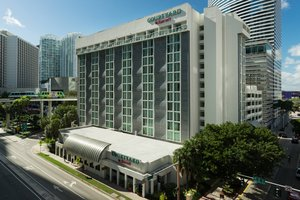 Exterior view - Courtyard by Marriott Plaza Hotel Miami