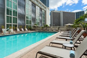 Recreation - Courtyard by Marriott Plaza Hotel Miami