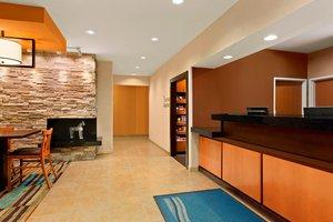Lobby - Fairfield Inn by Marriott Racine