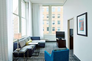 Suite - Residence Inn by Marriott Downtown Milwaukee