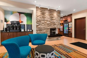Lobby - Fairfield Inn by Marriott Mankato