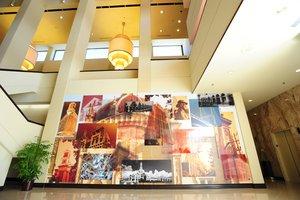 Lobby - Marriott Hotel Mobile