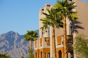 Exterior view - Lodge on the Desert Tucson